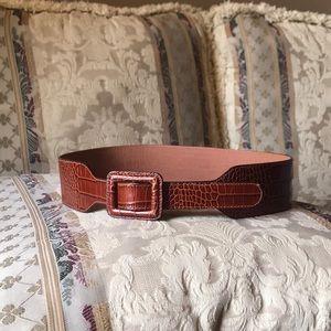 Like NEW!! Banana Republic leather belt